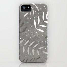 Wonderleaves iPhone Case