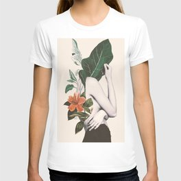 natural beauty-collage 2 T-shirt