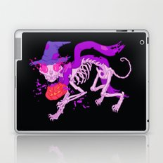 Skelecat Laptop & iPad Skin