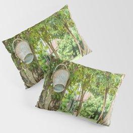 Bucket & Trees, Killing Fields, Cambodia Pillow Sham