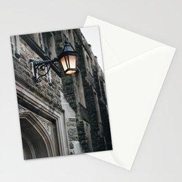 University Gothic Stationery Cards