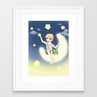 naruto Framed Art Prints featuring Naruto by DmDan