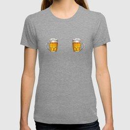 St patricks day shirt women. Boobies Shirt. Boobs. Boobies. Shamrock. Irish woman T-shirt