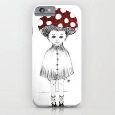 Mushroom Girl Slim Case iPhone 6s
