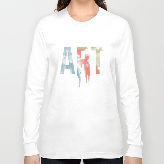 Art & Protest Long Sleeve T-shirt