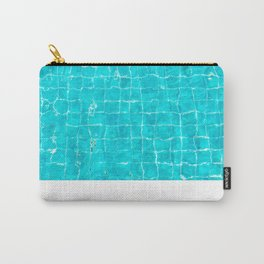 Blue Pool Carry-All Pouch