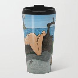 Savage Girl  Travel Mug