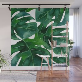 Deep In The Jungle Wall Mural