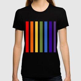 Stripes o' The Rainbow T-shirt