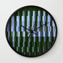 Kaleidoscope | Lobelia Wall Clock