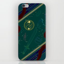 fjord iPhone Skin