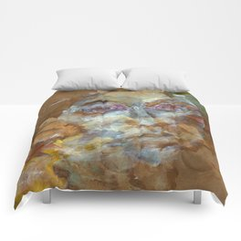 Puddle Reflection Comforters