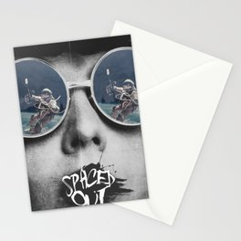 Spaced Out Dreams Stationery Cards