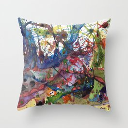 Whatever The Fuck You Want This To Be Throw Pillow