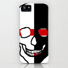 the blinded iPhone Case