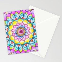 Mandala 16 Stationery Cards