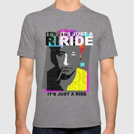 Bill Hicks - IT'S JUST A RIDE T-shirt