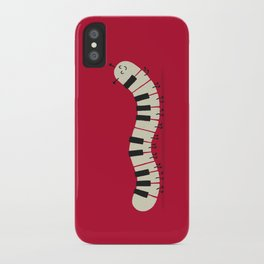 Caterpiano iPhone Case