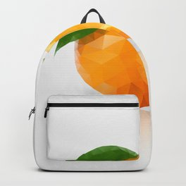 Polygon Oranges Backpack