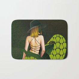 WOMEN - GREEN Bath Mat