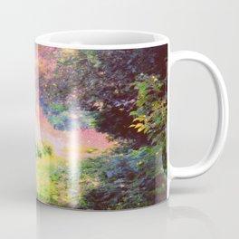 Fantasy Garden Path Deep Pastels Coffee Mug
