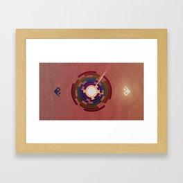 Selves Framed Art Print