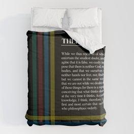 Philosophia II: I think, therefore I am Comforters