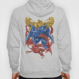 Egyptian God Monsters Hoody
