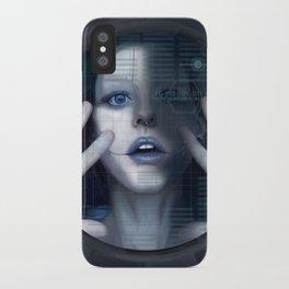 Untitled_oblò iPhone Case