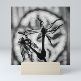 Fragments of spring Mini Art Print