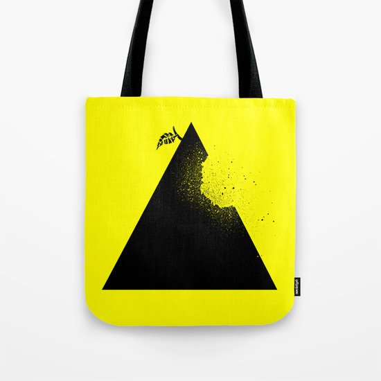Apple pyramid Tote Bag