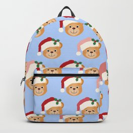 AFE Festive Teddy Bear Backpack