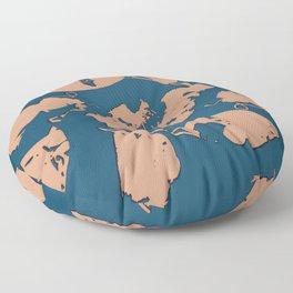 2020 Fall/Winter 12 Navy Floor Pillow