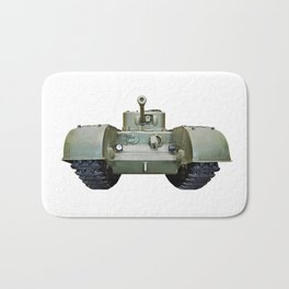 British heavy infantry tank Churchill Bath Mat