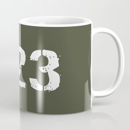 .223 Ammo Coffee Mug