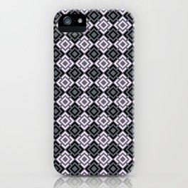 Geometric pattern , Margo iPhone Case