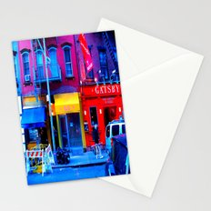 Primary Colors Stationery Cards