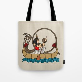 Journey To The Afterlife Tote Bag