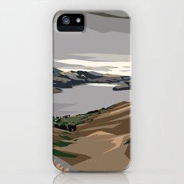 Cass Bay, New Zealand iPhone Case
