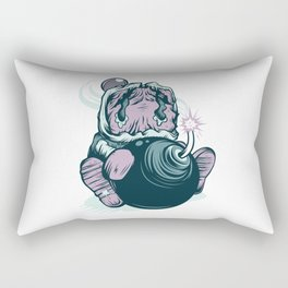Bamber Man's Last Stand Rectangular Pillow