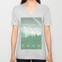 Planet Exploration: Phan Unisex V-Neck