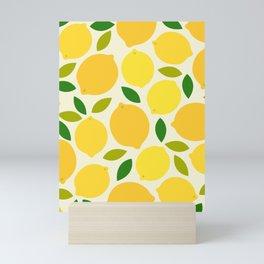Lemon Mini Art Print