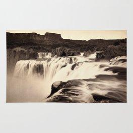 Vintage Waterfall Rug