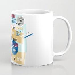 nelly furtado I'm like a bird lyrics Coffee Mug