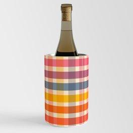 Cute Rainbow Pattern Wine Chiller