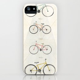 Velo iPhone Case