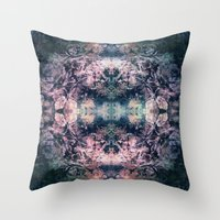 louis Throw Pillows featuring Louis Time by Truly Juel