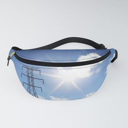 Sunlight and Power Fanny Pack