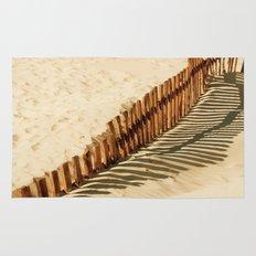 Bolonia beach Rug