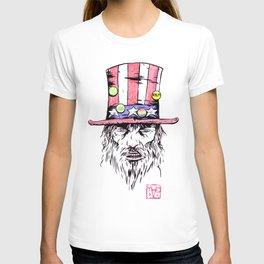 Uncle Samael T-shirt